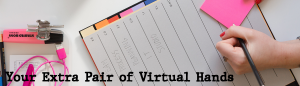 Your Extra Pair of Virtual Hands - First Rate PA