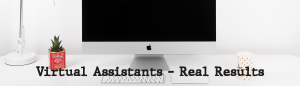 Virtual Assistants - Real Results - First Rate PA