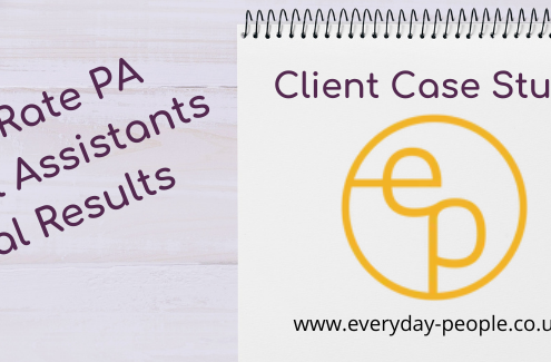 First Rate PA Client Case Study